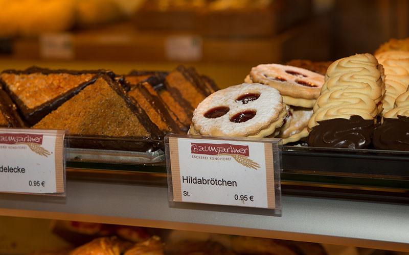 Dauergebäck der Bäckerei Baumgartner in Görwihl, Waldshut