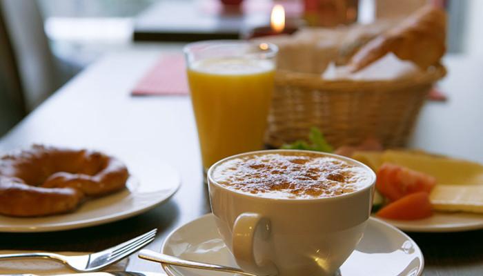 Guter Start in den Tag mit unserem Frühstück
